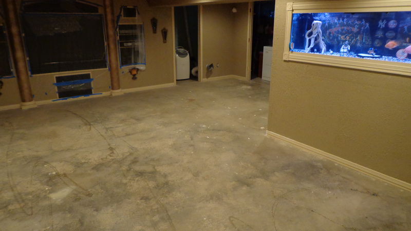 5 Cheapest Ways to Cover Concrete Floor At Home