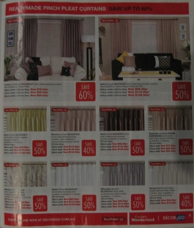 Curtains Ideas curtain wonderland : 50% off at Curtain Wonderland - Money Off