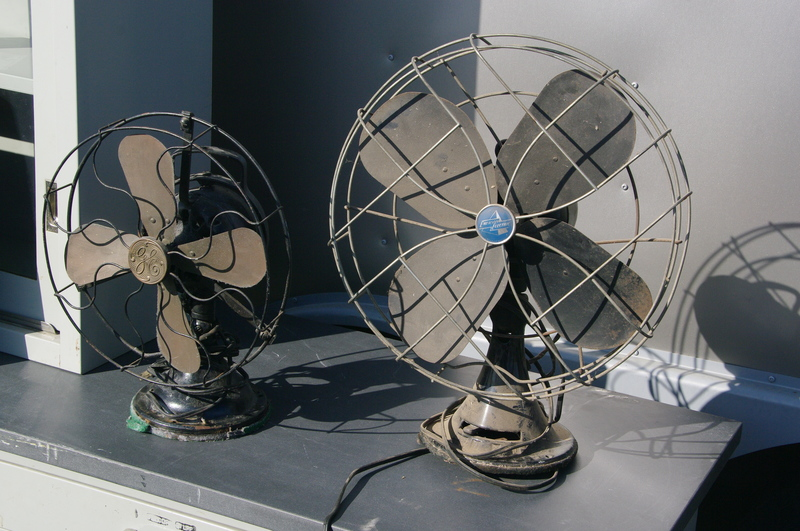 Fans  - Frugal Tips For Keeping Cool During Summer