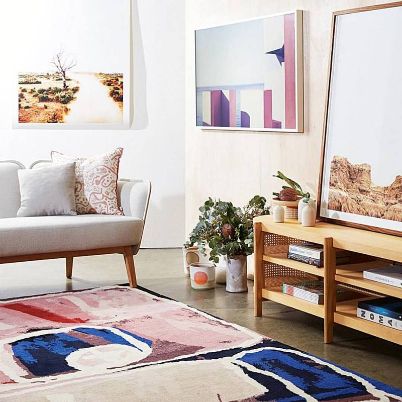 How to Get a Designer Rug for Less
