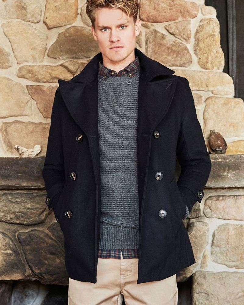 Looking Cool While Keeping Warm: Choosing Men's Outerwear on a Budget