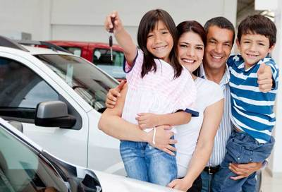 New Car at Attractive Car Loan Rates