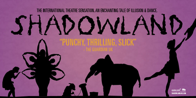 Shadowland, discounted tickets