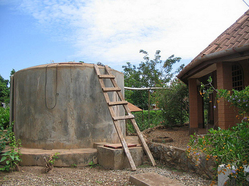The Essentials of Rainwater Harvesting