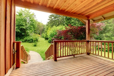 timber decking prices