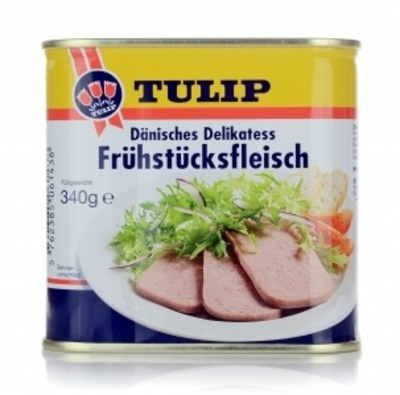 Tinned Luncheon Meat