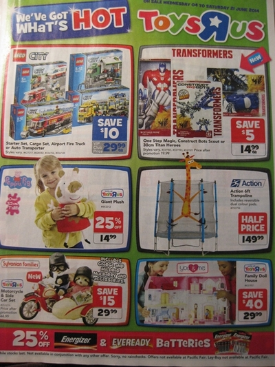 toysrus,catalogue