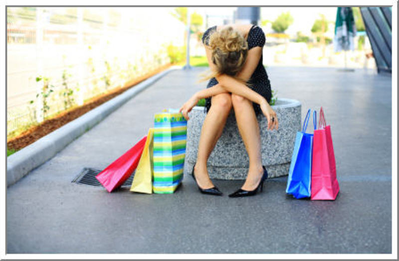 Image result for shopping tired